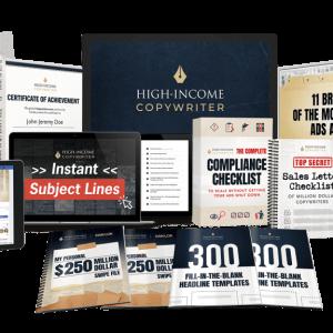 get dan lok high income copywriter