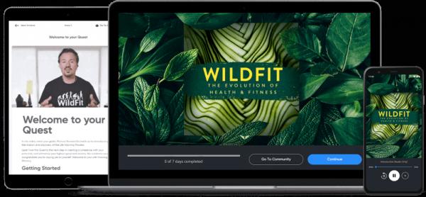 get wildfit program mindvalley by Eric Edmeades