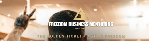 Get max tornow freedom business mentoring free download