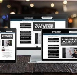 get podninjas Joe Robert Print On Demand Accelerator free download