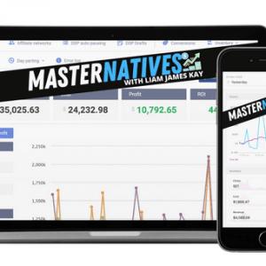 GET Liam James Kay Master Native Ads Sales free download
