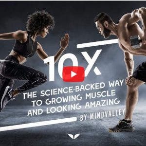 GET Mindvalley 10x Fitness quest free download