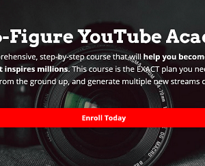 GET Charlie Chang The 6-Figure YouTube Academy free download