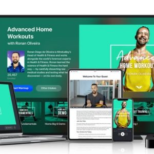 GET Mindvalley Advanced Home Workouts free download