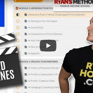 GET Ryan's Method Dropshipped Print on Demand free download